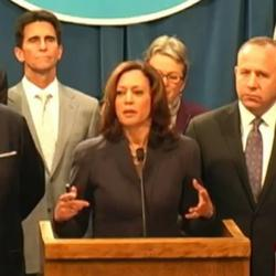 Attorney General Harris leads enforcement of the National Mortgage Settlement