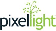 Pixel Light Logo