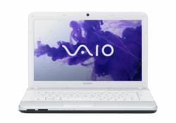 Sony EG3 Series Laptop - Glacier White - $469.99 at myhotelectronics.com.