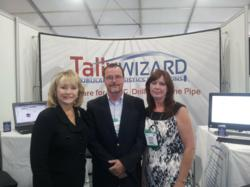Oklahoma Governor Mary Fallin, Jeff Arms; CEO Arecon Data , Maria Arms; VP Arecon Data
