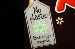 '100% recyclable' label