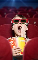 Movie theater candy reviews by AACD dentists