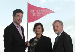 Sage UK & Pinnacle partner with CIM Ireland Awards 2012