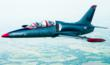 RSJT Team Pilot Orestes Lorenzo In Air