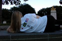 MMA-Brazilian Jiu Jitsu Polo Shirt 1, Back