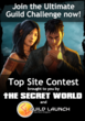 Guild Launch Top Site Contest, powered by The Secret World