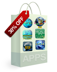 30% Discount On Mapping Apps by MapXL