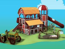 PlayBooster® Farmstead