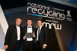 Tetronics receiving National Recycling Award for e-waste