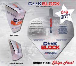 The C**k Block is meant to ward off any and all so-called 'security' who wish  to illegally touch your private parts whether you are at the airport, stadiums,  going through highway checkpoints or walking down the streets of New York City