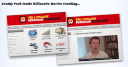 Millionaire Warrior Coaching Review by Michael Cheney