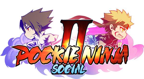 Logo Cara Mendapat Gold Ninja Di Pockie Ninja 2 Social