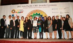 QNET APCSC Customer Relationship Excellence Awards 2011
