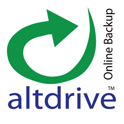 AltDrive Secure Online Backup