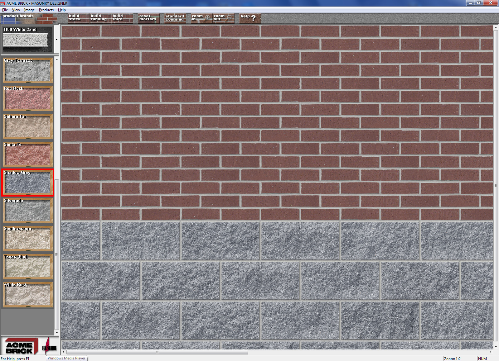 Acme Bricks Masonry Designer Design Software Expands to Include