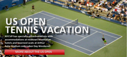 US Open Tennis Packages