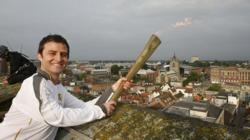 Day 48: Olympic Flame to visit Ness Point and Southwold beach huts on its journey from Norwich to Ipswich