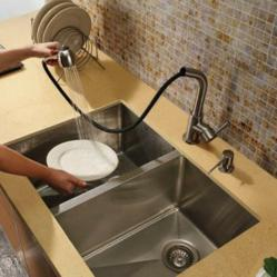 Nesta Double Bowl Stainless Steel Sink From Ruvati