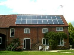Solar Panel Installation