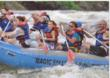 Family Rafting on the Kennebec