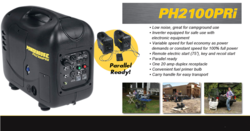 Powerhouse 2100 Watt Inverter Generator PH2100PRi