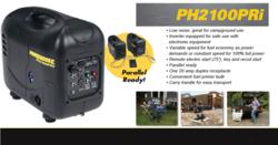 Powerhouse 2100 Watt Inverter Generator PH2100PRi
