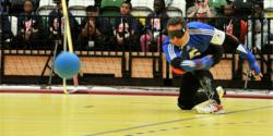 Brothers Named in Paralympics GB Goalball Team