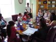Young Entrepreneurs in the Boardroom at Marstel-Day, LLC In Fredericksburg.