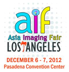 Asia Imaging Fair Los Angeles 2012