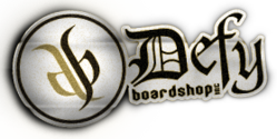 Defy Boardshop Logo
