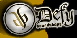 Defy Boardshop Logo