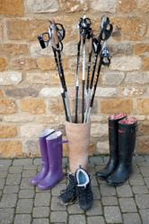 Nordic Walking is very popular at Homefield Grange and features in both their 5 and 7 day residential programmes.