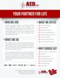 AED.com Partner for Life