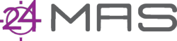 24MAS logo