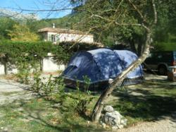 Camping in the Cote d'Azur