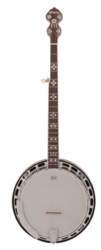 Pilgrim Series Rocky Mountain VPB045 Resonator Banjo