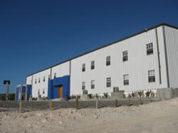 Caribbean Steel Building