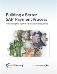 BankersAccuity White Paper Reveals Hidden Costs of Broken SAP Payment Process