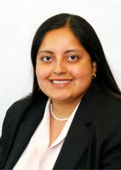 Taruna Madhav Crawford, M.D., a hand and upper extremity specialist and orthopaedic surgeon with MidAmerica Hand to Shoulder Clinic