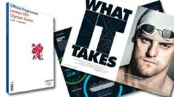 Get your piece of the Games with the official souvenir programme of London 2012