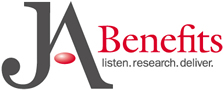 JA Benefits logo