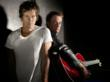 Kevin Bacon (left) and Michael Bacon of The Bacon Brothers