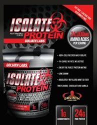 Bodybuilding Protein Formulated for Maximum Protein Absorption