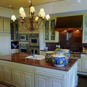 Granite Countertops add a touch of elegance to any kitchen remodeling at any budget.