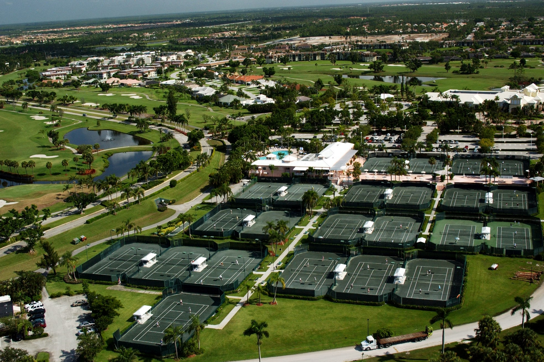 BallenIsles Sports Complex Site of Inaugural Summer Tennis Tournament