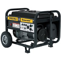 Steele 3500 Watt Portable Generator