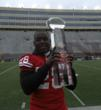 Montee Ball - 2011 CFPA Running Back Trophy