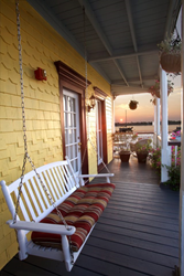 waterfront bed and breakfast in St. Augustine, Florida