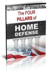 Ebook: The 4 Pillars of Home Defense