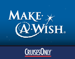 Make-A-Wish, CruisesOnly Logos